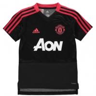 Tricou antrenement adidas Manchester United 2018 2019 pentru copii