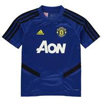 Tricou antrenement adidas Manchester United 2019 2020 pentru copii