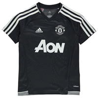 Tricou antrenement adidas Manchester United FC Juniors