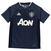 Tricou antrenement adidas Manchester United FC pentru copii