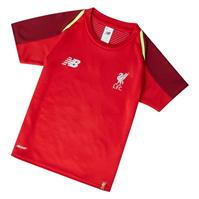 Tricou antrenement New Balance Liverpool 2018 2019 pentru Copii