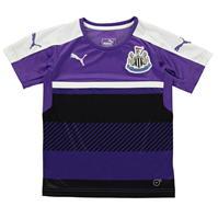 Tricou antrenement Puma Newcastle United pentru copii