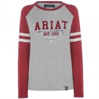 Tricou Ariat Logo Flock pentru Femei