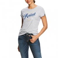 Tricou Ariat Logo pentru Femei