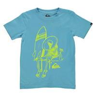 Tricou Quiksilver Banja pentru baietei