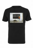 Tricou Banksy Blackboard negru Merchcode