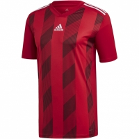 Tricou barbati Adidas cu dungi 19 Jersey rosu DP3199 teamwear adidas teamwear