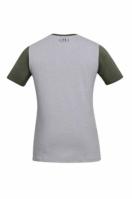 Tricou barbati Colorblock Grey Under Armour