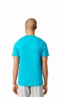 Tricou barbati Ess Base Blue Adidas