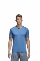 Tricou barbati Freelift Prime Blue Adidas
