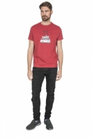 Tricou barbati Motorway Red Trespass