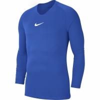 Mergi la Tricou barbati Nike M Dry Park First Layer JSY maneca lunga albastru AV2609 463