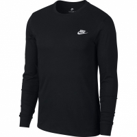 Tricou barbati Nike M Tee maneca lunga EMBRD Futura negru AQ7141 010