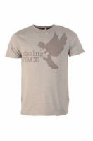 Tricou barbati Octavia Grey Marl Missing Peace