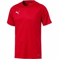 Tricou barbati Puma League Jersey Core rosu 703509 01