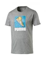 Tricou barbati Sneaker Tee Grey Puma