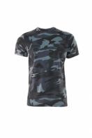 Tricou barbati SS Tshirt Midnight Black Game