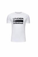 Tricou barbati Team Issue Wordmark White Under Armour