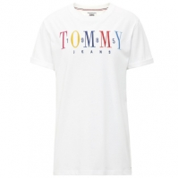 Tricou Blugi Tommy Embroidery