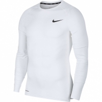 Mergi la Tricou Bluza cu maneca lunga Nike NP Tight alb BV5588 100
