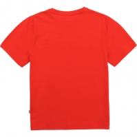 Tricou Boss Short-sleeved bleumarin