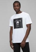 Tricou C&S WL Box alb-negru Cayler and Sons