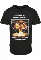 Tricou C&S WL Bright Future negru-mc Cayler and Sons