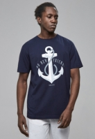 Tricou C&S WL Stay Down bleumarin-alb Cayler and Sons