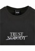 Tricou C&S WL Trust Nobody negru-alb Cayler and Sons