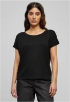 Tricou casual Basic pentru Femei negru Urban Classics