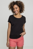 Tricou casual Basic pentru Femei negru