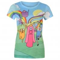 Tricou pentru Femei cu personaje