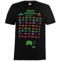 Tricou cu personaje Space Invaders pentru Barbati