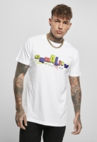 Tricou Colored Equality alb Mister Tee