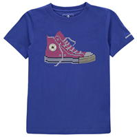 Tricou Converse Pixelated Chuck Taylor