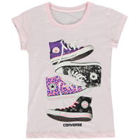 Tricou Converse Stacked