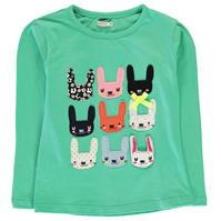 Tricou Crafted Bunny pentru fete pentru Bebelusi