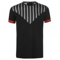 Tricou Criminal Damage Criminal Triangle negru