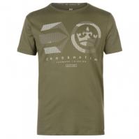 Tricou Crosshatch Dotcam pentru Barbati