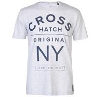 Tricou Crosshatch Larme pentru Barbati