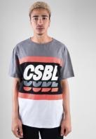 Tricou CSBL CSBLSET inchis-deschis Cayler and Sons gri negru