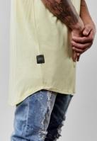 Tricou CSBL You Hear Drop Shoulder Scallop galben Cayler and Sons