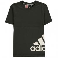 Tricou cu imprimeu adidas Big pentru baietei