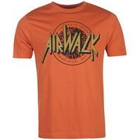 Tricou cu imprimeu Airwalk pentru Barbati