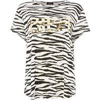 Tricou cu imprimeu Biba imprimeu zebra print