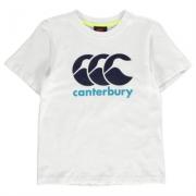 Tricou cu imprimeu Canterbury pentru baietei