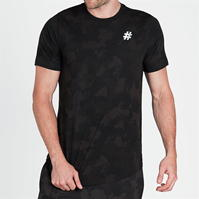 Tricou cu imprimeu Five Street Small pentru Barbati