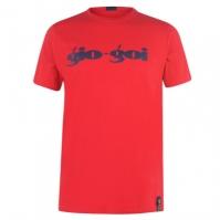 Tricou cu imprimeu Gio Goi Core