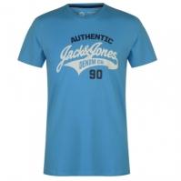 Tricou cu imprimeu Jack and Jones Core Heritage pentru Barbati