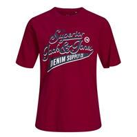 Tricou cu imprimeu Jack and Jones Essential pentru copii